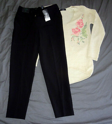 Lovely 2 Piece Set From Next And George In Size 12 - Brand New
