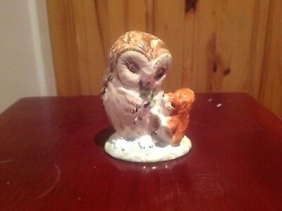 Beswick Beartrix Potter figure, Old Mr Brown, very good condition