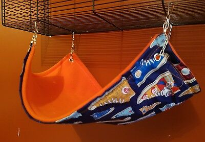 extra large hammock for rats,chipmunks,degus or ferrets