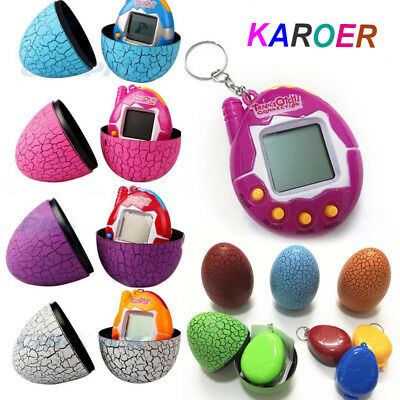 Tamagotchi Electronic Toy Pets Dinosaur Eggs Connection Virtual Cyber Nostalgic