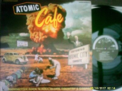 """V/A ~ """"Atomic Cafe"""" (Rounder) US 1944 - '62 RECORDINGS! BLUES / COUNTRY / GOSPEL"""