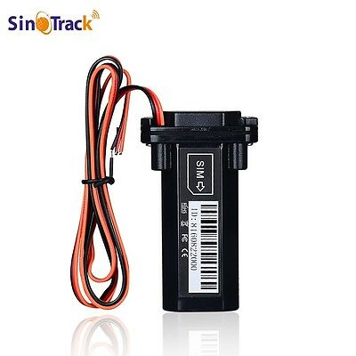 Anti Lost Theft GSM Phone GPS Tracker for Car Motorcycle Vehicle Tracking Device