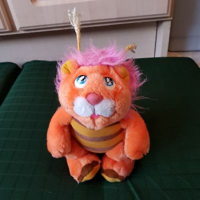 vintage the wuzzles bumble lion hasbro collectable