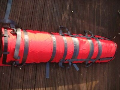 MIBS stretcher roll up air droppable BY MEDICAL & RESCUE IN SOUTH WALES red