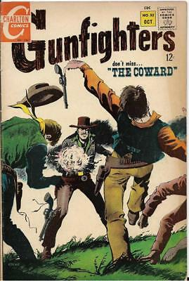 Gunfighters #52 (Oct 1967, Charlton) GD+ ONLY $1.00