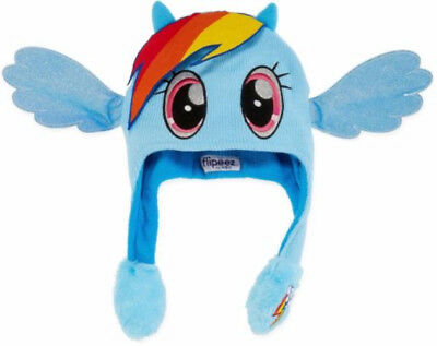 My Little Pony Flipeez Action Winter Hat with Movable Arms