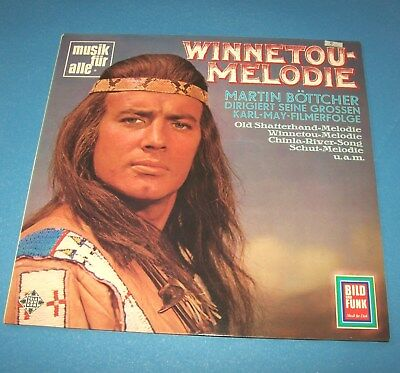 Winnetou-Melodie: Karl-May-Film-Soundtracks (1966)