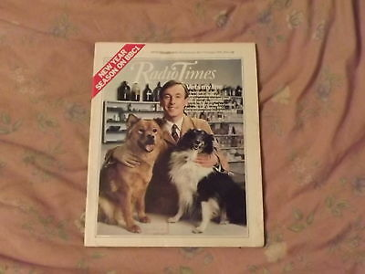 Radio Times - Jan 7 - 13, 1978 All Creatures Great And Small Cover & Article