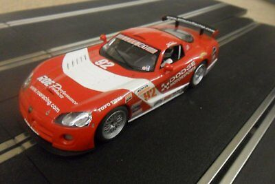 Scalextric Digital Dodge Viper  Working Lights - Excellent Unboxed Condition