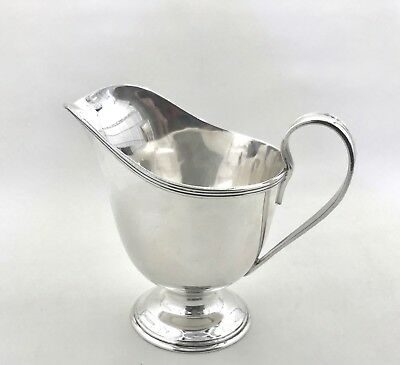 Antique Tiffany & Co, Sterling Silver Creamer1910