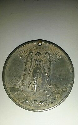 1856 peace medal.in commeroration of the treaty of peace signed at paris.