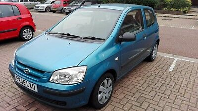 Hyundai Getz 1.1 Gsi 3Dr Learner Ex Driving Instructor Car Dual Control