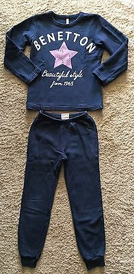 Jogging Benetton  Taille 6 / 7 Ans