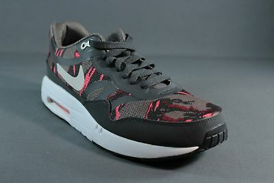 AIR MAX 1 Prm Tape 599514 206 Camo Pack Petra Brown Mortar Ds Size: 11.5