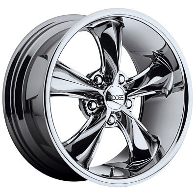 "FOOSE Mustang Foose Legend Wheel 18""X8"" Chrome 1965-1973"