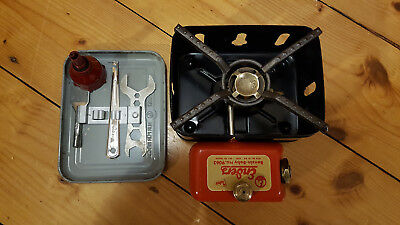 Enders Baby 9063 Benzinkocher Camping Kocher - petrol gas camp stove rechaud