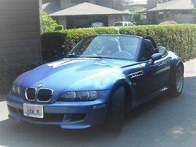 2000 BMW M Roadster & Coupe M Roadster Convertable 2000 BMW M Roadster