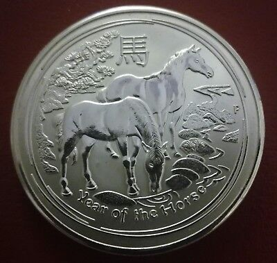 2014 Year Of The Horse Coin
