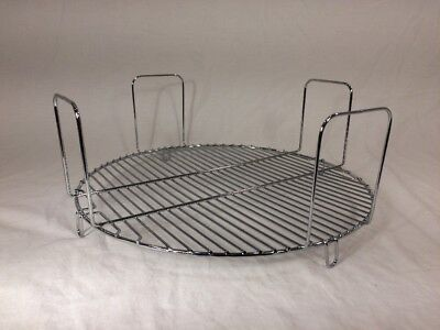 """NUWAVE Pro Infrared Oven 1"""" / 4"""" Rack Reversible Metal Wire Rack Replacement"""