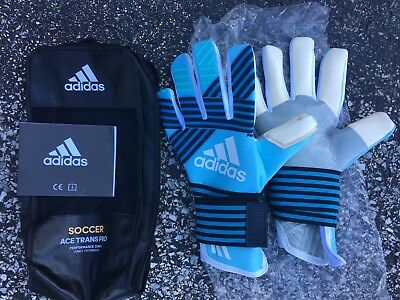 2017 Adidas Ace Trans Pro Goalkeeper Gloves (BS4116) Size 9