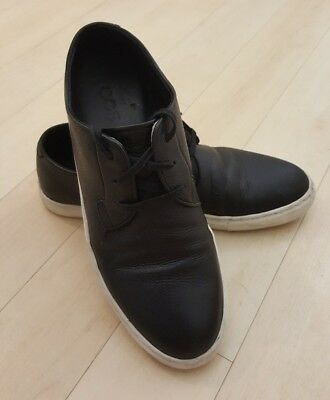 COS Leather Mens Shoes Size 9