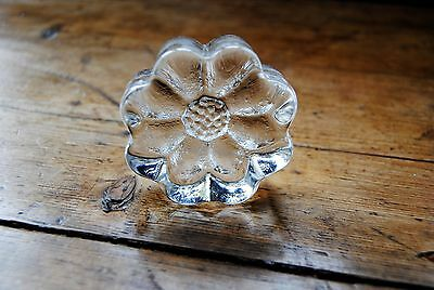 Vintage Dartington Daisy Paperweight