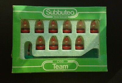 Vintage Subbuteo Team Charlton Athletic / Nottingham Forest 392