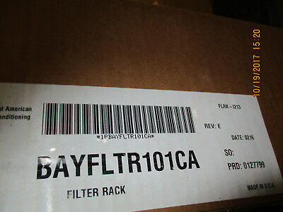 "Trane 1"" -2"" Filter Rack Bayfltr101Ca 101Ca Bh20D1 New"