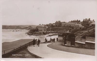 Portrush County Antrim Northern Ireland Real Photo