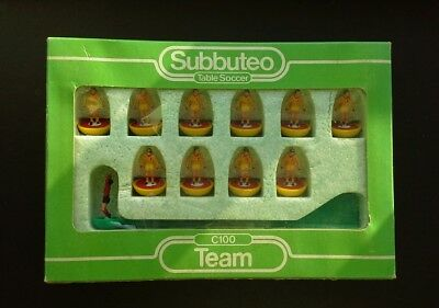 Vintage Subbuteo Team Liverpool 2nd 363