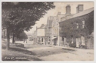 Old Postcard High Street Newnham