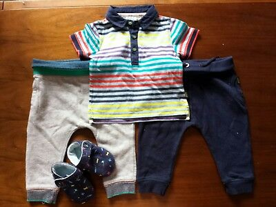 Baby Boys Ted Baker Bundle 9-12months