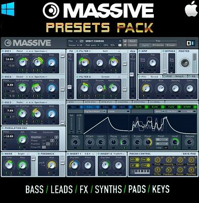 Massive Presets Pack Collection / 30000 Patches