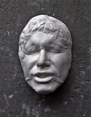 life size bust starwars life face cast