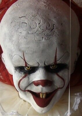life size bust IT 2017 pennywise full bust.....Fantastic bust