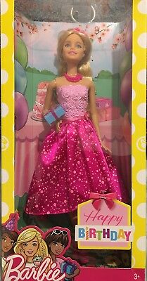 Mattel Barbie DHC37 Happy Birthday Barbie