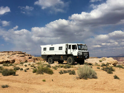 2006 Global Expedition Vehicles Pangea-LT Cab Lifting Roof, 2016 Build! MUST-SEE