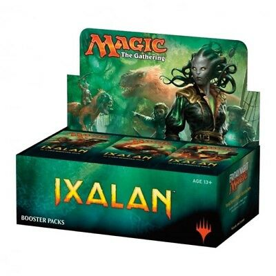 MTG Ixalan Booster Box (36 Booster Packs) NEW