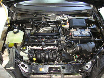 Ford Focus Zetec Lv 2.0L Duratec Engine With 5 Speed Gearbox 2009 33,004 Klms