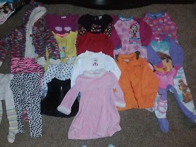 lot of toddler girl 3t clothes