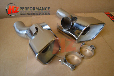 Range Rover Sport Autobiography Stainless Steel Exhaust Tips Tail Pipes Diesel