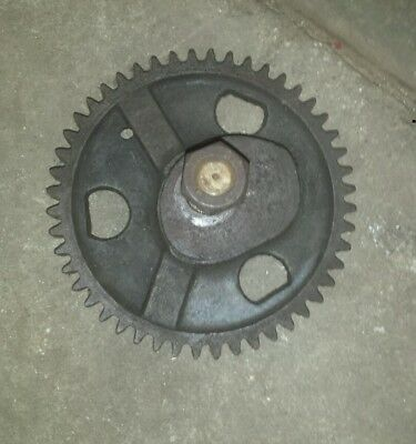 Nice  2 1/2 - 5Hp Economy Cam Gear With Pin Hit & Miss Gas Engine Farm L@@k!!!
