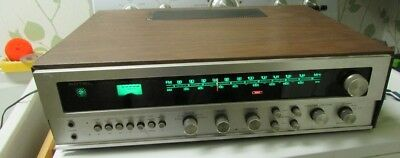 Rotel RX-454 Four Channel Stereo Receiver (Quad) working 1973