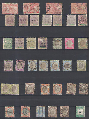 Stamps Transvaal  38 Pc Lot