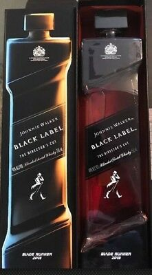 "Johnnie Walker Limited Edition ""Blade Runner 2049"" Bottle New 39k Made Rare"