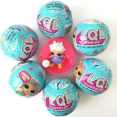 LOL Surprise L.O.L Dolls Lets Be Friends Series 7 Layers Blind Mystery Ball Toy