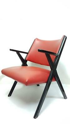 chair armchair design 60's  - ico parisi