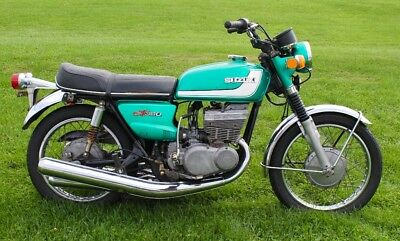 1972 Suzuki Other  1972 suzuki gt380 gt 380 original not 750 550