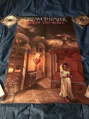 Dream Theater Images And Words Tour : dream theater john petrucci tc electronic promo poster picclick ~ Russianpoet.info Haus und Dekorationen
