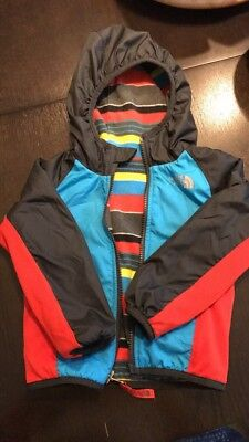 The North Face Kids Boys Toddler Coat Size 2T Reversible